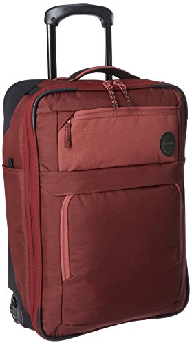 Dakine Carry On Roller Luggage Bag, Burnt Rose, 40 L
