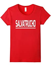 Salvatrucho- El Salvador Native Pride Slang Nickname T-Shirt