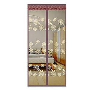 Zanzariera magnetica per porta – molte misure la vostra porta si adattano perfettamente – con chiusura in velcro Full… 6 spesavip