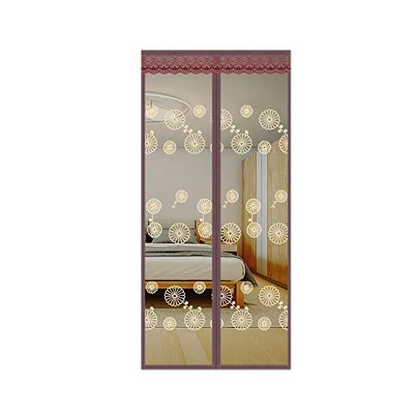 Zanzariera magnetica per porta – molte misure la vostra porta si adattano perfettamente – con chiusura in velcro Full… 1 spesavip
