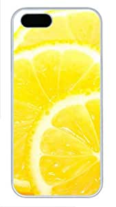 iPhone 5S Cases & Covers -Delicious Oranges Custom PC Hard Case Cover for iPhone 5/5S ¨C White