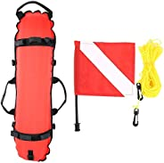 Diving Inflation Scuba Signal Float with Ball &