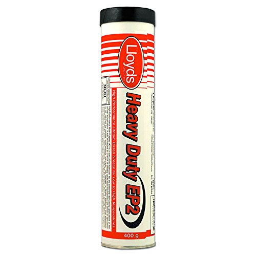 Red Heavy Lithium Complex Grease #2, 66701, 400 g cartridge