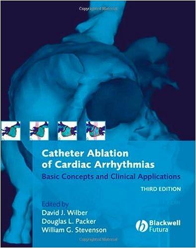 Catheter Ablation of Cardiac Arrhythmias: Basic Concepts and