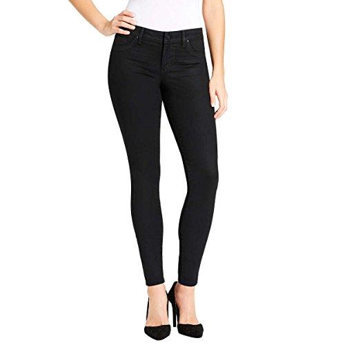 Jessica Simpson Ladies' Coated Skinny Jean (Black, 4/27) from Jessica Simpson
