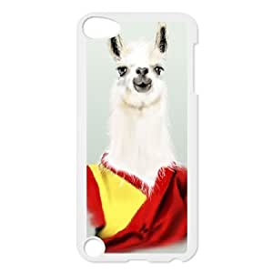 Taxi Llama Hard Plastic Case for ipod touch 5