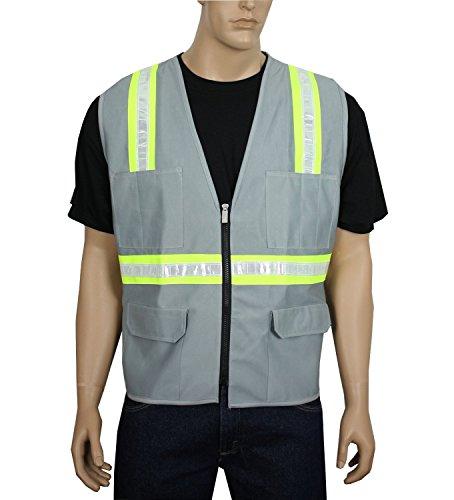 Safety Depot Customizable Reflective 8038 Gray