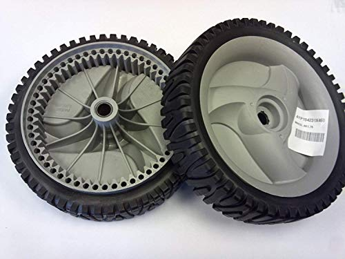 Lawnmower parts 194231X460 583719501 Set of 2 Drive Wheels S