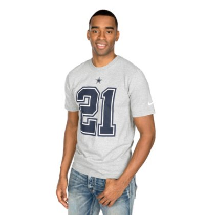2ea989669 Image Unavailable. Image not available for. Color: Dallas Cowboys Nike Ezekiel  Elliott #21 Player Pride Tee