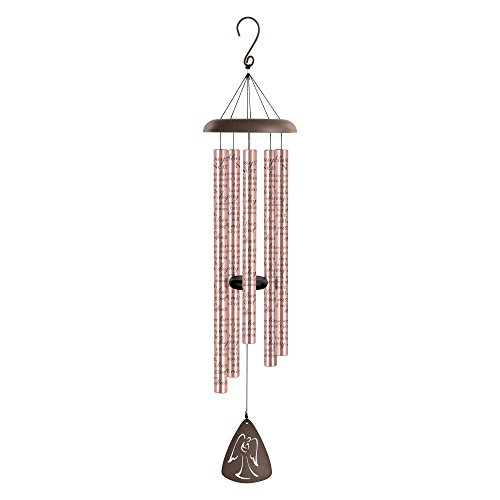 Carson 44 Inches Always Near Rose Gold Sonnet Chime Outdoor Decor