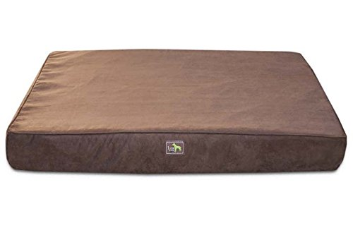 Luca For Dogs Orthopedic Rectangle Dog Bed w/Easy-Wash Cover, Medium 34