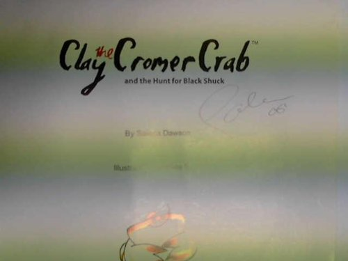 Clay the Cromer Crab: And the Hunt for Black Shuck
