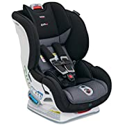 Britax Marathon ClickTight Convertible Car Seat - 1 Layer Impact Protection, Verve