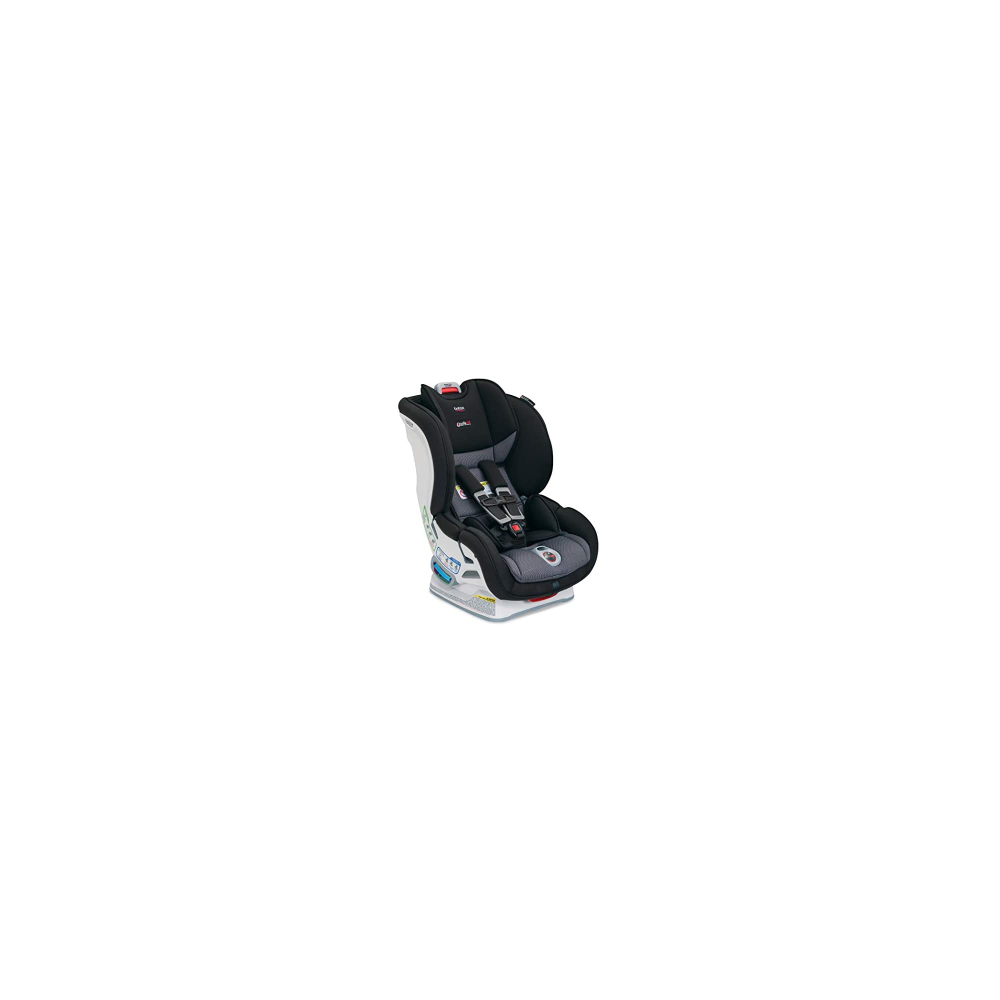 Britax Marathon ClickTight Convertible Car Seat | 1 Layer Impact Protection – Rear & Forward Facing – 5 to 65 Pounds, Verve