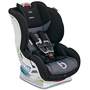 Image of Britax Marathon ClickTight Convertible Car Seat - 1 Layer Impact Protection, Verve Baby