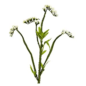 Artificial Flowers -22 Inch Baby Breath White Flower-Set of 24 6