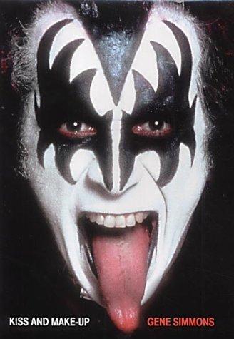 Kiss and Makeup by Gene Simmons (Gene Simmons Kiss Makeup)