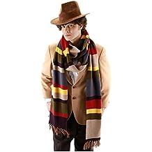 GSG Doctor Who Scarf 12 ft Tom Baker 4th Dr Costume Merchandise Fancy Dress