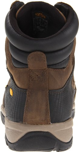 Men's Work Utility Boot Black Burnt Olive Mid Tucson Keen Olive Zqf6Cxww