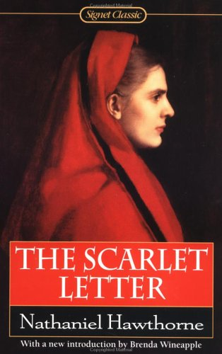 Image result for the scarlet letter book