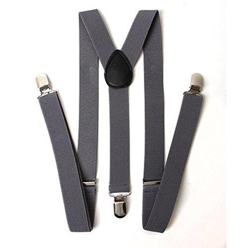 espalda Gris unisex oscuro forma tirantes de con negro ajustable Correa Accessorystation en qpvwISBCw