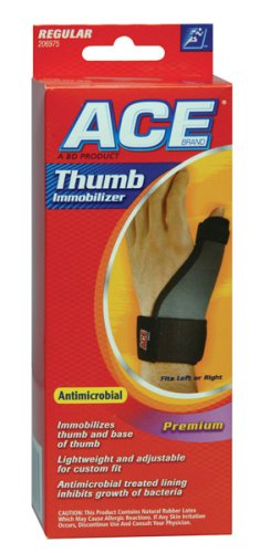 UPC 382902069751, ACE Thumb Immobilizer