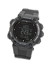 [LAD WEATHER] GPS (Auto Time Zone) Navigation functions/ Heart Rate Monitor/Digital Compass/ Running Sport Outdoor Watches