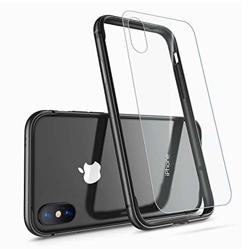Cheap Cases iPhone X Case, iPhone 10 Case,HUMIXX [Extre Series] Aluminum TPU Hybrid Shockproof..