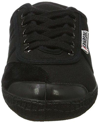 Negro Unisex Kawasaki Sneakers Rainbow Basic qq8xSfwp