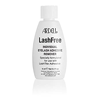 9da2bf58233 Image Unavailable. Image not available for. Colour: ARDELL LASH FREE  EYELASH ADHESIVE REMOVER ...