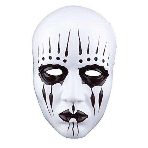 Slipknot Band Masks (Slipknot Band Joey Jordison Resin Mask Halloween Party Masquerade Cosplay Props)