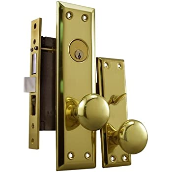 Maxtech Heavy Duty Apartment Entry Mortise Lockset Like