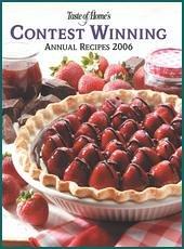 Cookbook Contest (Taste of Home's Contest Winning Annual Recipes 2006)