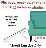 Internet's Best Adjustable Pet Ramp - Decorative