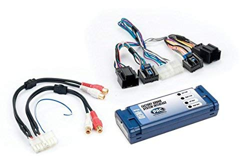 PAC Premium Amplifier Add-On/Replacement Radio Sound System Interface Kit GM - PAC ()