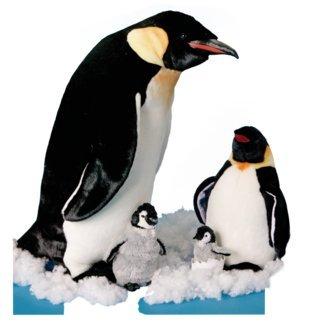 Orville Large Emperor Penguin 33'' by Douglas Cuddle Toys