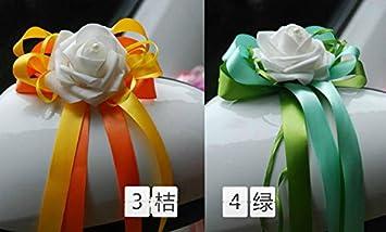 Amazon De Neuware Vom Importiert Dekoration Hochzeit Blume Rose