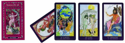 Bacchus Tarot by DalNegro by DalNegro S.p.A. (Image #1)