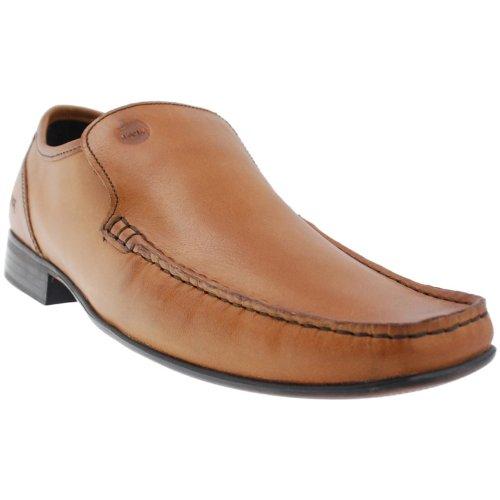 Ikon Morton pour homme chaussures marron clair sm-2455-tan