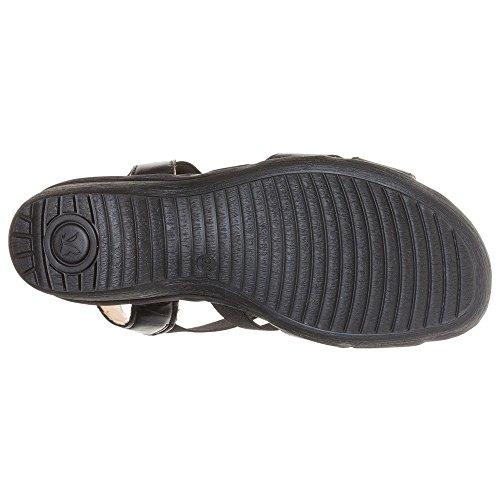 CAPRICE 28652 Mujer Sandalias Negro Negro