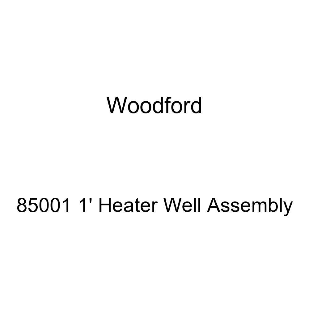 Woodford 85001 1 Heater Well Assembly