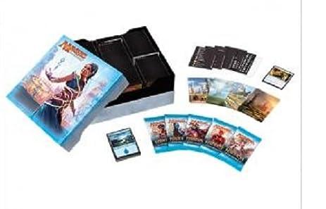 Amazon.com: Magic The Gathering Kaladesh Gift Box - 5 booster ...