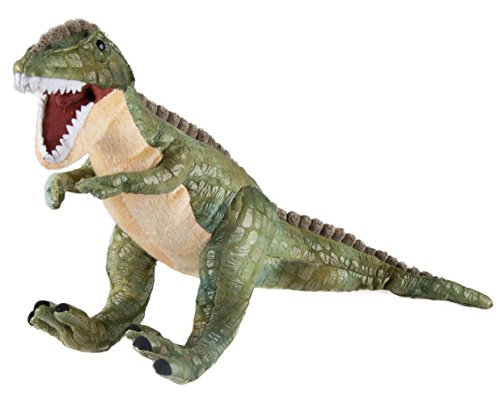 Ultra Soft Stuffed Dinosaur by Clever Creations (Tyrannosaurus -