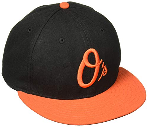 MLB Baltimore Orioles Alternate AC On Field 59Fifty Fitted Cap-714 ()