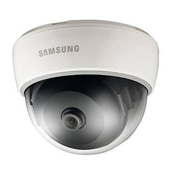 Samsung SND-1080 - Cámara de vigilancia en domo (VGA, detección de movimiento
