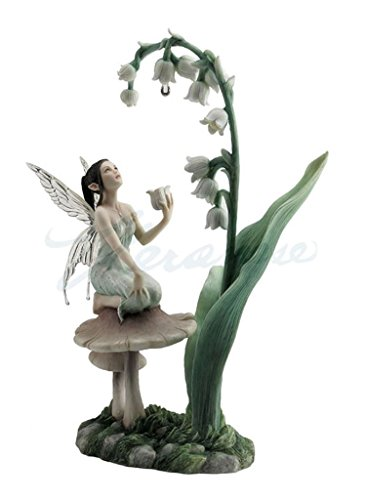 Lily of the Valley Flower Fairy By Rachel Anderson Statue