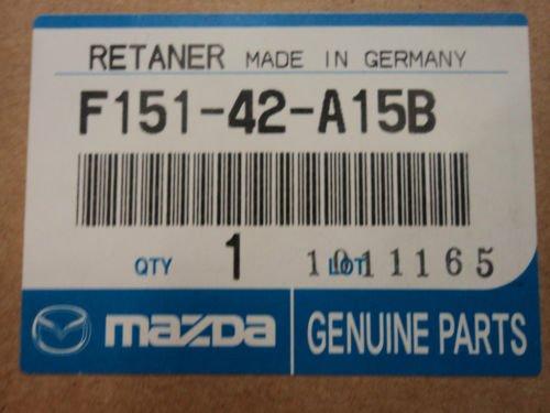 MAZDA RX-8 2004-2008 NEW OEM FUEL PUMP RETAINING RING