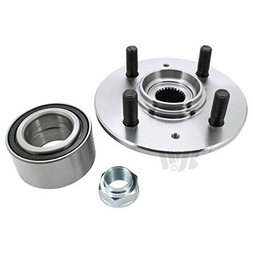 WJB WA930589K Front Hub Assembly//Wheel Bearing Module
