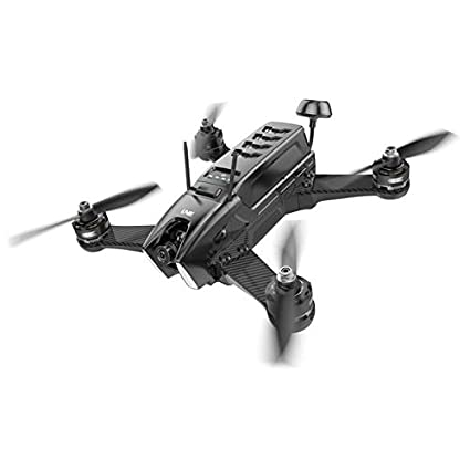 UVify Draco SD Draco Analog, DSMX Compatible, Modular Racing Drone, Matte  Black, Full-Size