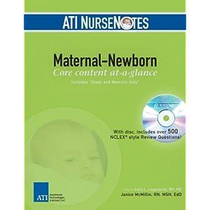 ATI NurseNotes Maternal-Newborn (Paperback)